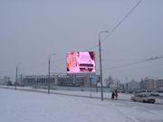 Proled-outdoor светодиодный экран шаг пикселя Р5,  Р6,  Р7, 62,  Р8,  Р12,