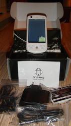 Смартфон крт Х7 Android на2 sim с Wi-Fi,  TV