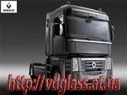 Лобовые стекла триплекс на грузовик  RENAULT MAGNUM
