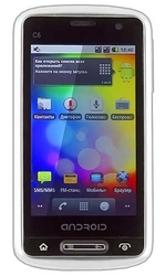 Nokia C6 android 2.2wi-fi