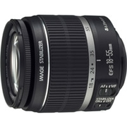 Об'єктив Canon EF-S 18-55mm f/3.5-5.6 IS + світлофільтр Marumi