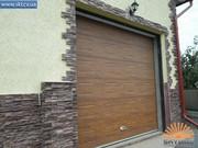 Ворота откатные Черновцы,  купить гаражные ворота в Черновцах,  секционн
