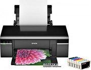 Продам принтер Epson T50