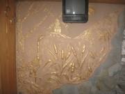 рельеф роспись стен фреска