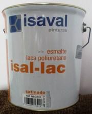 Продам эмаль-лак Isaval pinturas (метал, бетон, дерево)