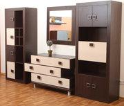 Мебель детско-подростковая, а также спальни, шкафы-купе, кухни, матрасы