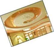 Французькі Натяжні стелі Luxe Design ціни ,  фотографії. Гарантія