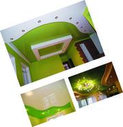 Натяжні стелі Luxe Design Чернівці Максимум дизайн- рішень