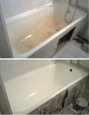 Реставрация ванн цена