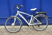 Электровелосипед итальянский Adriatica 36 V 250 W