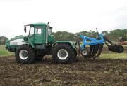 трактор сельскохозяйственный ХТА200 210 л с