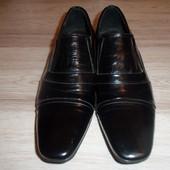 Мужские туфли STRADO,  новые