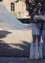 Свадебное платье Armonia Валенсия