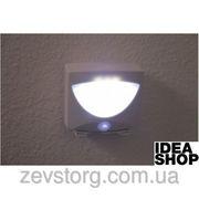 Светильник лампа Mighty Light c датчиком движения