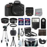 Фотоапарат Nikon D3400