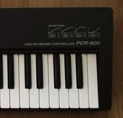 Продам миди-клавиатуру Edirol by Roland PCR-800 v.2.0