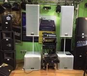 Продам активную акустику QSC KW153 (Made in USA)