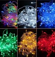 Светодиодные гирлянды оптом L100,  L200,  L300,  L400,  L500