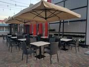 Садовые зонты,  зонты для летней площадки