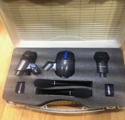 Продам с кейсом набор микрофонов