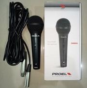 Продам вокальный микрофон Proel DM800 (Италия)
