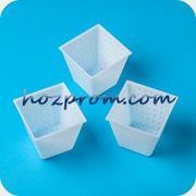 Професійна сирна форма Пірамідка для отримання м'яких сирів