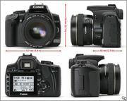 Продажа Canon EOS 400d